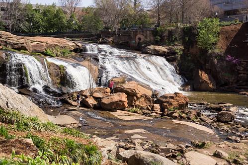 Reedy River Falls - 5
