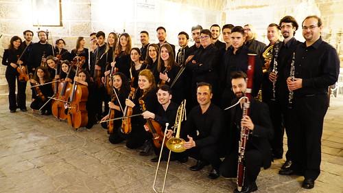 Concierto Orquesta Sinfónica del Aljarafe en Catedral de Cádiz