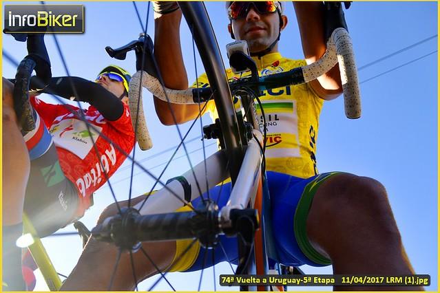 74° Vuelta a Uruguay-5° Etapa