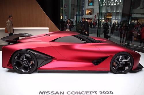 NISSAN CONCEPT 2020 Vision Gran Turismo 10