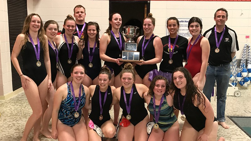 2016-17 Senior Girls Water Polo Championship