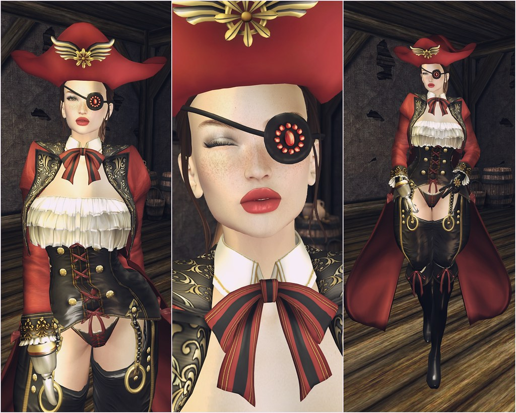 Pirate Mistress
