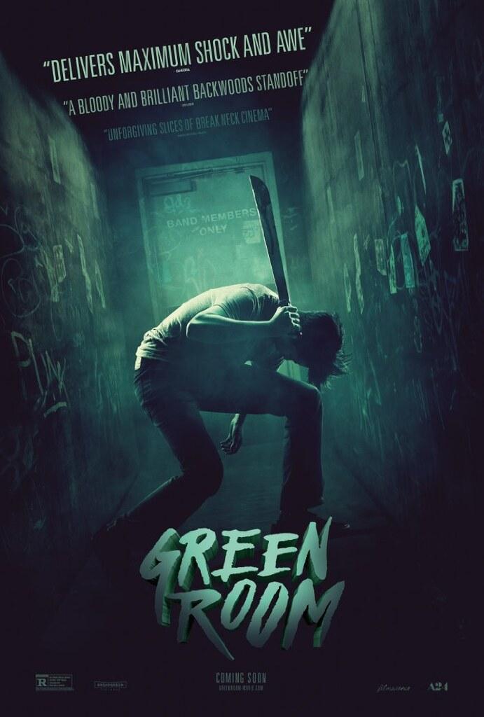 「Green Room」のポスター