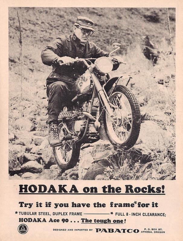 Hodaka Ace 90