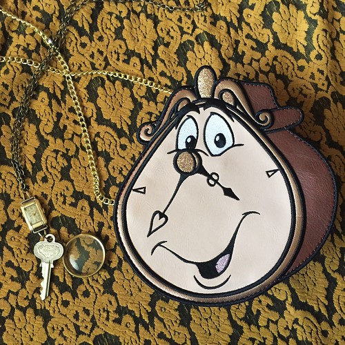 danielle-nicole-disney-purse-cogsworth