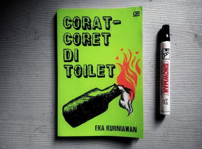 Corat Coret Di Toilet