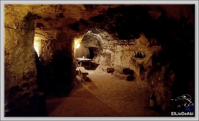 Bodegas medievales don Angel y don Carlos en Aranda de Duero  (4)