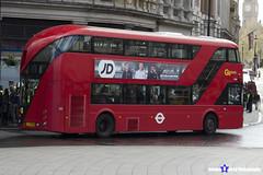 Wrightbus NRM NBFL - LTZ 1061 - LT61 - Go Ahead London - London 2017 - Steven Gray - IMG_8683