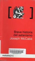 Joseph McCabe, Breve historia del satanismo