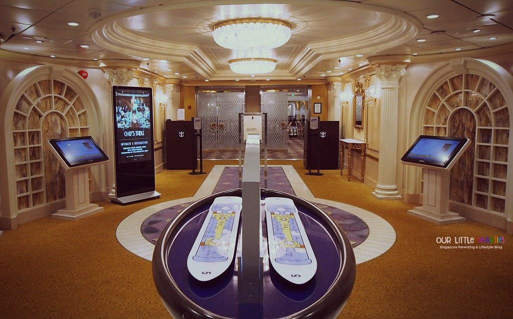 Main Dining Room Mariner of the Seas
