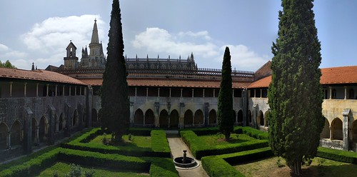 Monastery - Batalha, Portugal