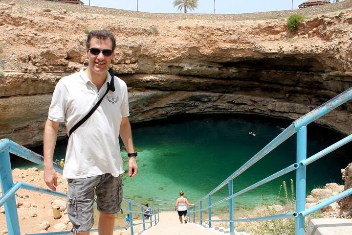 Sinkhole de Omán