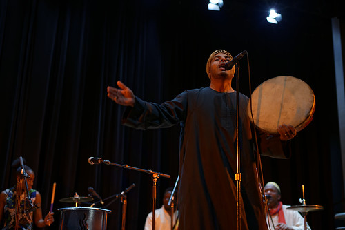 Saleeb Fawz with The Nile Project