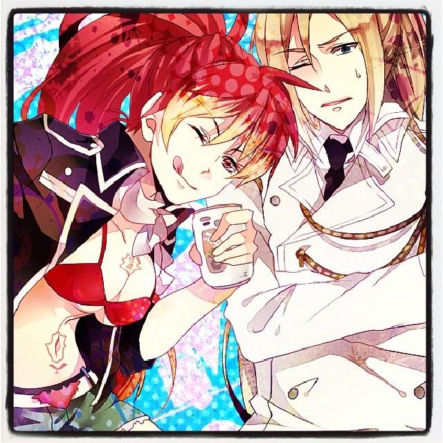 Shura And Arthur Augustus Angel Anime Couple Animegram Animeworld
