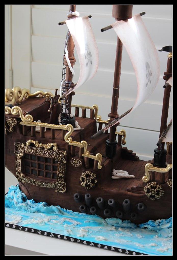 Ship Birthday Cake Ideas