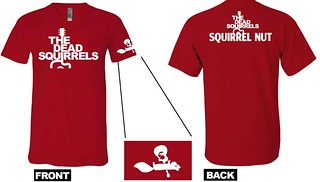 Squirrels shirt | by jimstreisel@sbcglobal.net
