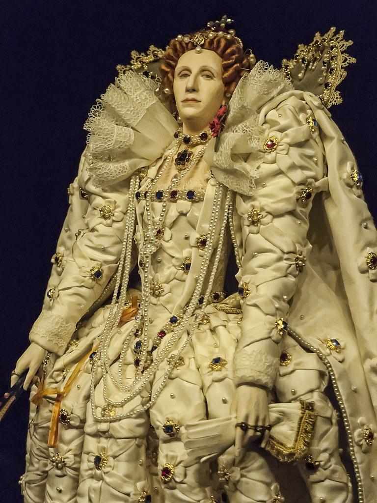 Queen Elizabeth I, a m...