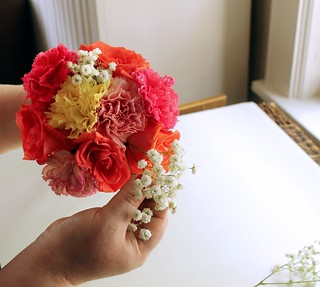 DIY Wedding Bouquet | Femme Fraiche | by femmefraiche