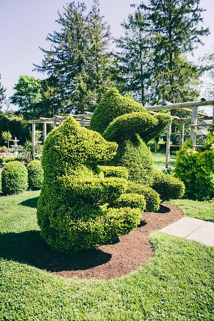 Green Animals Topiary Garden Newport Ri Flickr Photo Sharing
