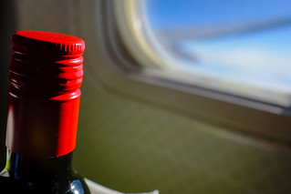 Red at 30,000 feet | by r reeve