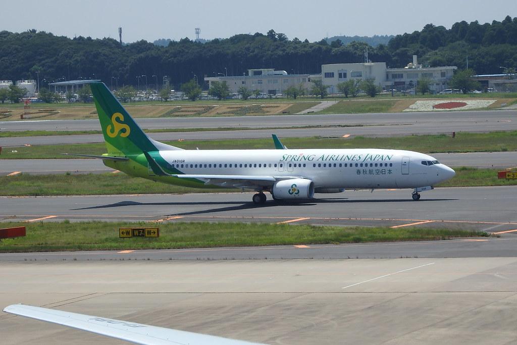 B737-800 春秋航空日本