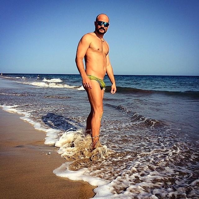 Gay twinks beach party stories levon meeks 5