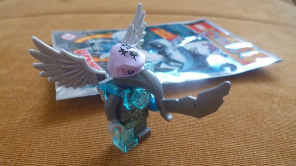 Lego Chima Vornon Vornon Wojownik s p w Magazyn Lego Chima 8 2014 6