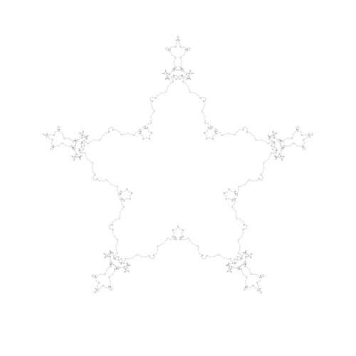 Fractal Spirograph