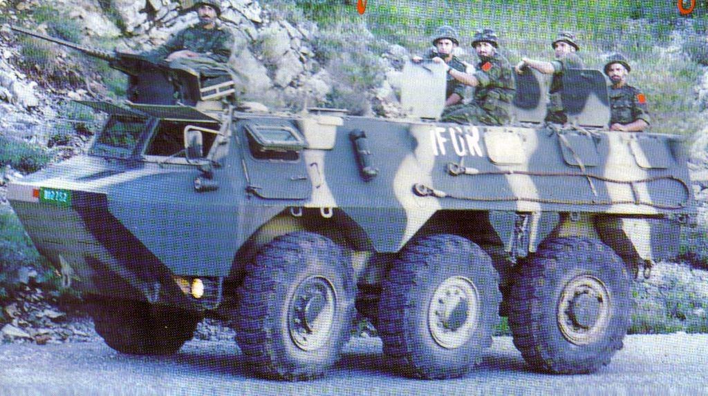 Les F.A.R. en Bosnie  IFOR, SFOR et EUFOR Althea 32557725310_5b930e20b3_o