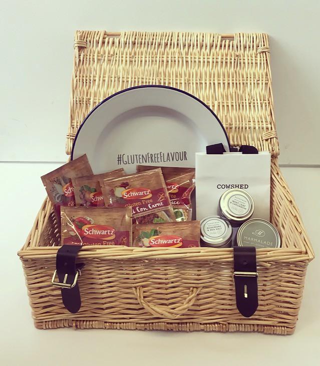 Win a Gluten Free Flavour Hamper from Schwartz
