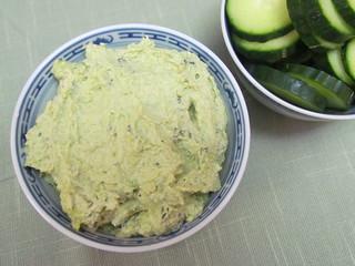 Edamame Mint Hummus