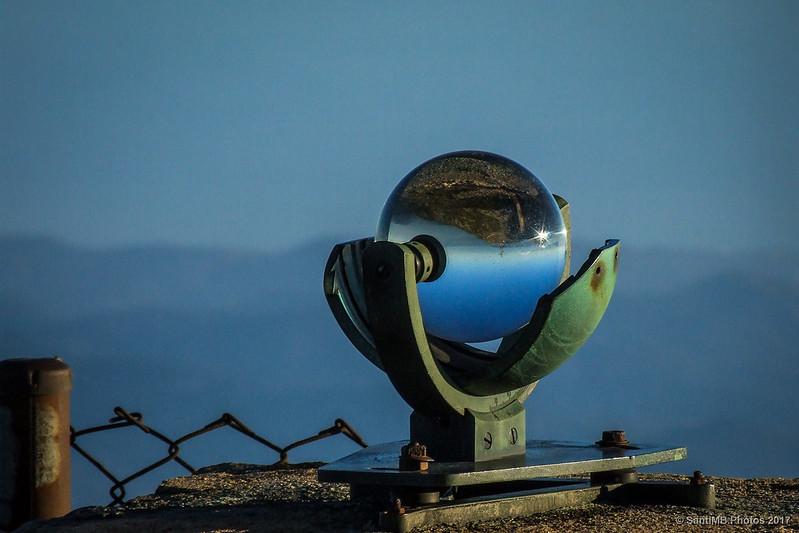Heliógrafo del Observatori del Turó de l'Home