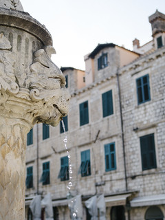 dubrovnik-lion_fountain1 | by Macaroons