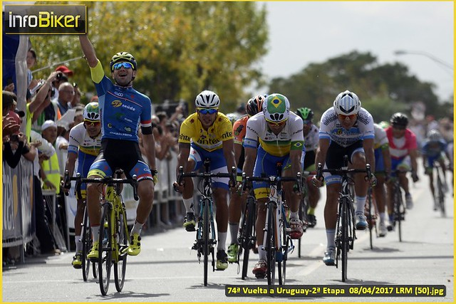 74° Vuelta a Uruguay-2° Etapa