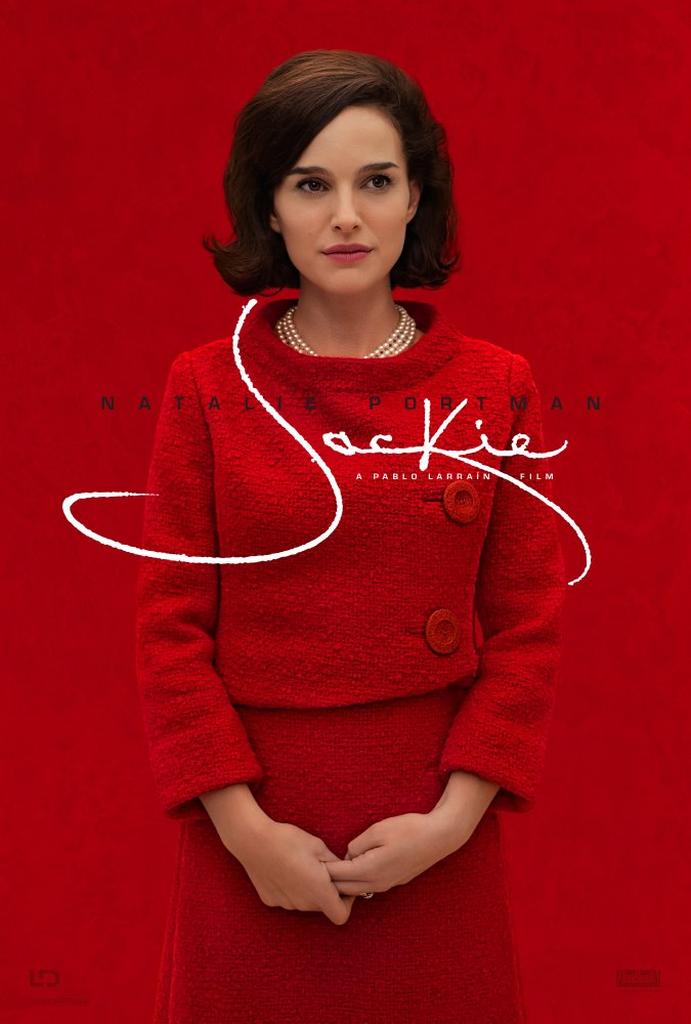 映画「ジャッキー ファーストレディ 最後の使命」のポスター