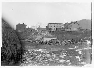 Haverstraw Landslide images