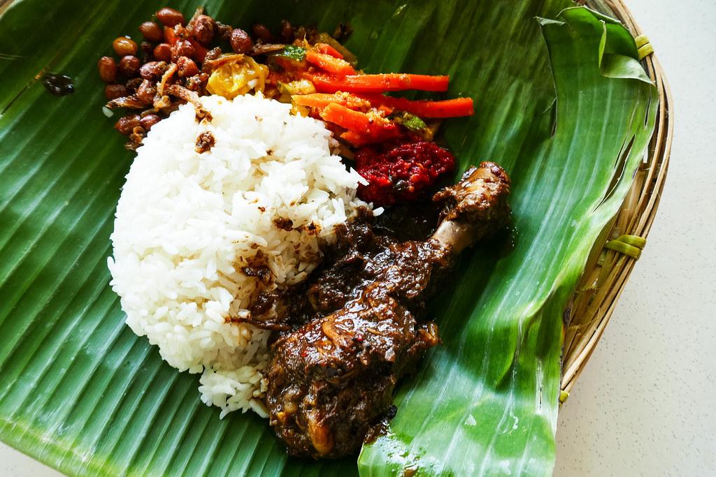 Breakfast in the West: Baba Melaka Ayam Buah Keluak