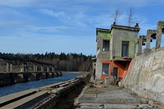 Abandoned Submarine Base