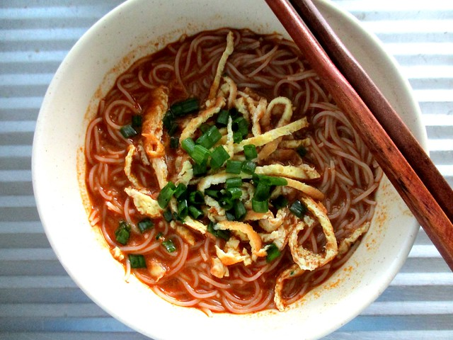 Lee Fah Sarawak laksa, ready to eat 1