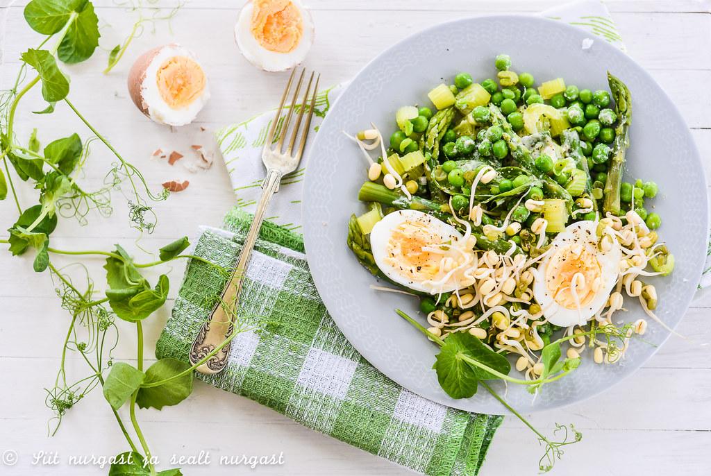 roheline munasalat