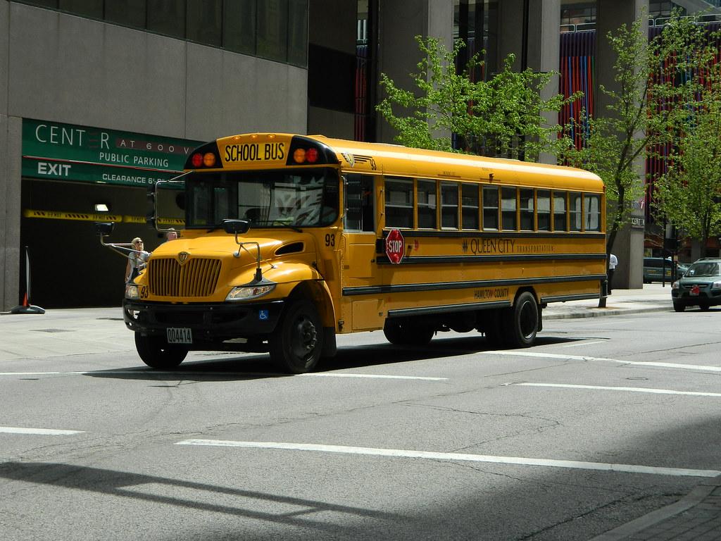 Cincinnatinkybuses Queen City Transportation 93 By Cincinnatinkybuses