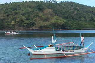 Sibale island - Boats