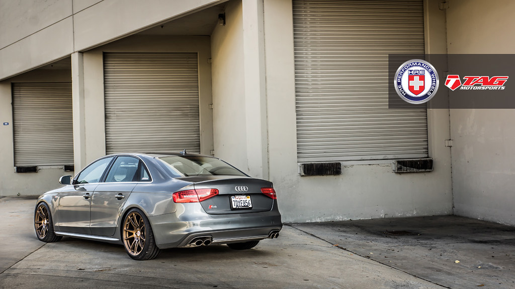 The Official Hre Wheels Photo Gallery For Audi B8 B8 5 S4