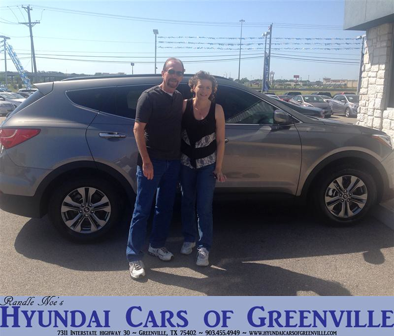 Hyundai Greenville Sc: Congratulations To Ricky And April South On Your #Hyundai
