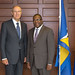 WIPO Director General Meets St. Lucia Minister for External Affairs and International Trade