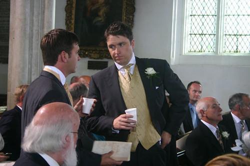 Troy dixon wedding