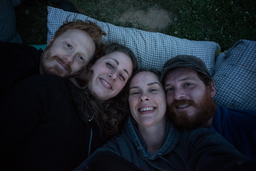 Us & Natasha & Pete at Drive-In Movie Theater | by goingslowly