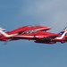 Red Arrows 'opposition pass!'