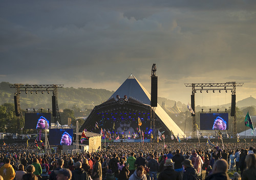 'One Day Like This # 2' - Elbow, Glastonbury Festival 2014 | by Kristofer Williams