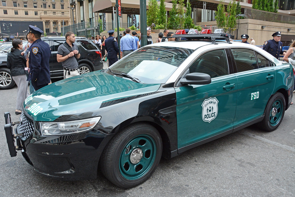 Photo Taken Picture Of NYPD Car 3100 - 2013 or 2014 Ford Taurus Police Interceptor. Photo Taken & Picture Of NYPD Car 3100 - 2013 or 2014 Ford Taurus Policeu2026 | Flickr markmcfarlin.com